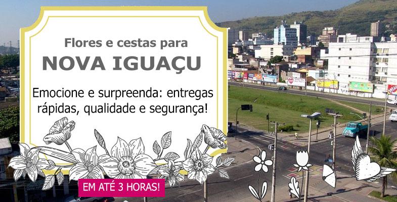 Floricultura Nova Iguaçu