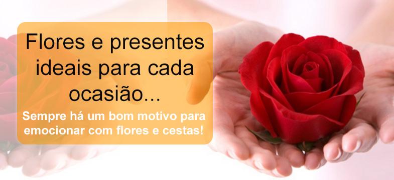 Flores e Presentes por Ocasião