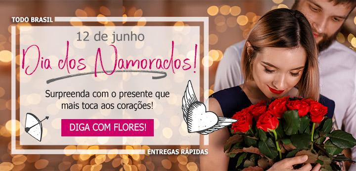 12 de Junho, dia dos Namorados: emocione e surpreenda com flores e os presentes que mais tocam aos corações!