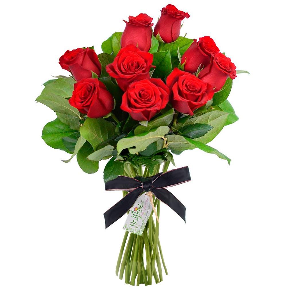 Buquê De Rosas Dia Dos Namorados