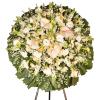 Coroa de Flores Premium Safira