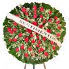 Coroa de Flores Luxo Rubi