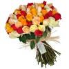 Buquê Supreme Colorido Premium 101 Rosas
