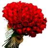 Buquê de Flores com 101 Rosas Vermelhas