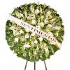 Coroa de Flores Luxo Diamante