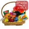 Oferta especial: cesta de café da manhã luxo para Aparecida de Goiânia - GO