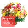 Oferta de flores especial para Araucária: Cesta de Flores do Campo