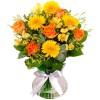 Sinfonia de Flores em Amarelo