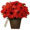 Arranjo de Flores Amor Perfeito