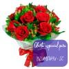 Sugestão especial: buquê de rosas para Blumenau - SC