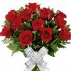 Buquê de Flores Tradicional com 12 Rosas