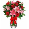 Oferta de flores especial para Pelotas: Buquê de Flores Amor dos Sonhos