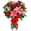 Oferta de flores especial para Uberaba:  Buquê de Flores Amor dos Sonhos