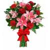 Oferta de flores especial para Poços de Caldas:  Buquê de Flores Amor dos Sonhos