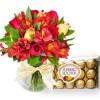 Buque Amor e Ferrero Rocher