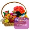 Oferta especial: cesta de café da manhã luxo para Cabo Frio - RJ