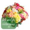Oferta de flores especial para Campina Grande: Cesta de Flores do Campo