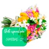Buquê Garden Flores do Campo para entrega em Campinas - SP
