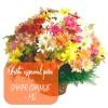 Oferta de flores especial para Campo Grande: Cesta de Flores do Campo