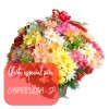 Oferta de flores especial para Carapicuíba: Cesta de Flores do Campo
