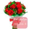 Sugestão especial: buquê de rosas para Caxias do Sul - RS