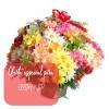 Oferta de flores especial para Cotia: Cesta de Flores do Campo