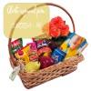 Oferta especial: cesta de café da manhã luxo para Curitiba - PR