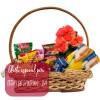 Oferta especial: cesta de café da manhã luxo para Feira de Santana - BA