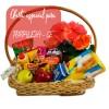 Oferta especial: cesta de café da manhã luxo para Fortaleza - CE