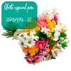 Oferta: Buquê Garden Flores do Campo para entrega em Gravataí - RS