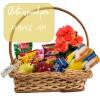 Oferta especial: cesta de café da manhã luxo para Manaus - AM