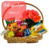Oferta especial: cesta de café da manhã luxo para Mauá - SP