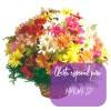 Oferta de flores especial para Mauá: Cesta de Flores do Campo