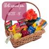 Oferta especial: cesta de café da manhã luxo para Recife - PE