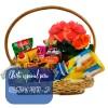 Oferta especial: cesta de café da manhã luxo para Ribeirão Preto - SP