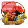 Oferta especial: cesta de café da manhã luxo para Rio de Janeiro - RJ