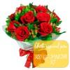 Sugestão especial: buquê de rosas para Rio de Janeiro  - RJ