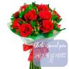 Sugestão especial: buquê de rosas para São João de Meriti - RJ