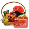 Oferta especial: cesta de café da manhã luxo para São Paulo - SP