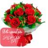 Sugestão especial: buquê de rosas para Salvador - BA