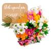 Oferta: Buquê Garden Flores do Campo para entrega em Salvador - BA