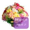 Oferta de flores especial para Taubaté: Cesta de Flores do Campo