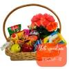 Oferta especial: cesta de café da manhã luxo para Teresina - PI
