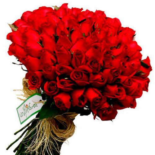 Buquê Supreme Premium 101 Rosas