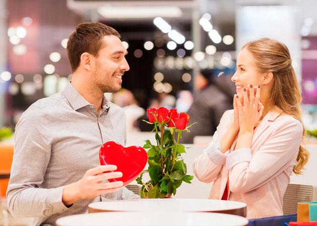 Flores e presentes para o Dia dos Namorados