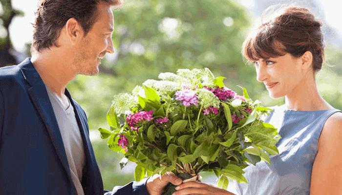 Flores para o Dia dos Namorados