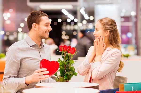 Flores no dia dos Namorados, para elas e para eles!