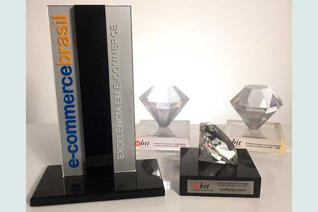 Uniflores Floricultura online premiada