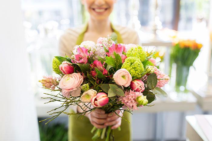 Ofertas de Flores e Cestas - Inverno