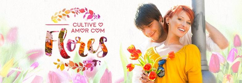Dia dos Namorados com Flores, não importa a distância!